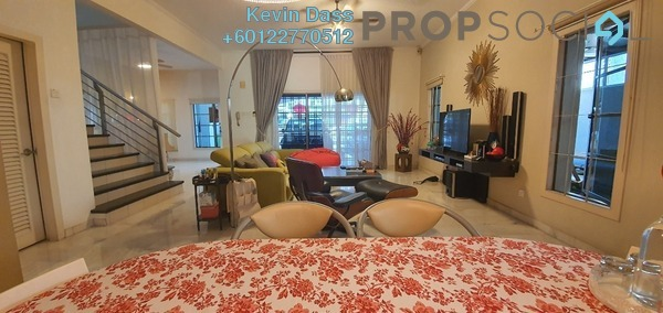 Semi-Detached For Sale in Sri Ampang Mas, Ampang Freehold Semi Furnished 5R/4B 2.34m