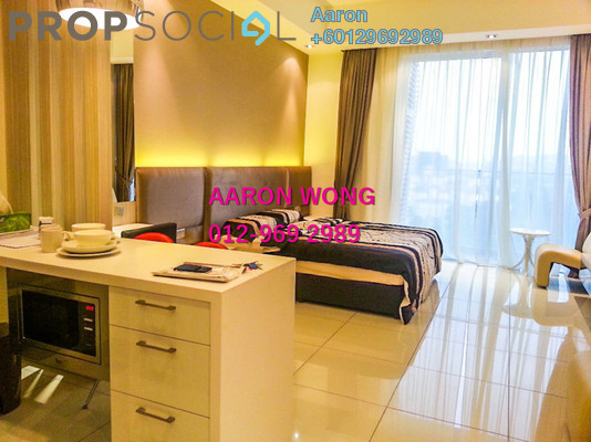 Serviced Residence For Sale in M Suites, Ampang Hilir Freehold Fully Furnished 1R/1B 570k