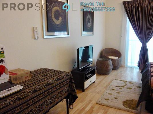 Condominium For Rent in Solaris Dutamas, Dutamas Freehold Fully Furnished 1R/1B 1.5k