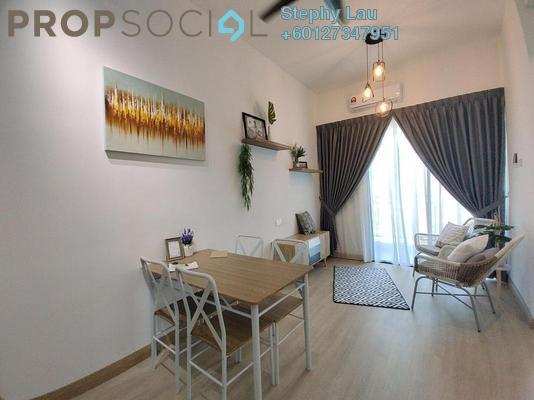 Condominium For Rent in The Grand Subang SS13, Subang Jaya Freehold Fully Furnished 2R/1B 1.7k