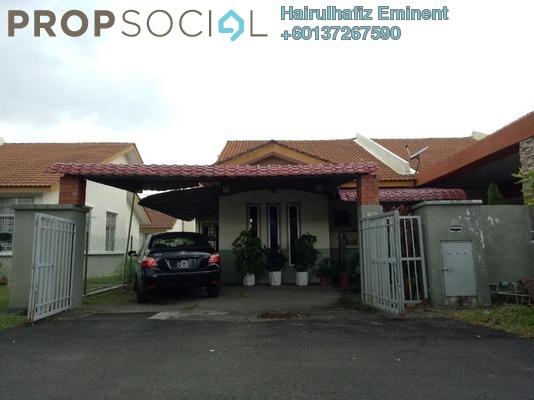 Semi-Detached For Sale in Desa Saujana 2, Bandar Saujana Putra Freehold Semi Furnished 3R/2B 450k