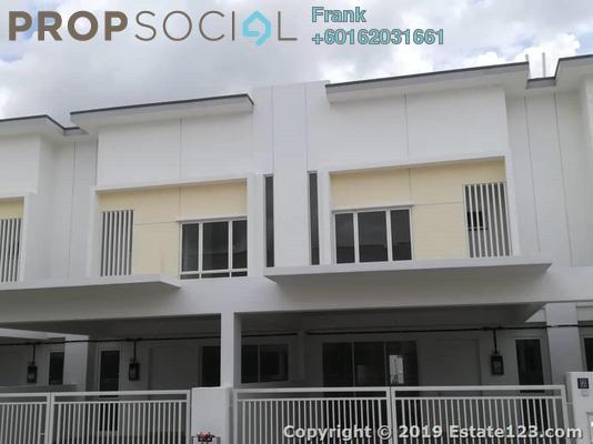 Terrace For Rent in Suriaman 3, Bandar Sri Sendayan Freehold Unfurnished 4R/4B 1.25k
