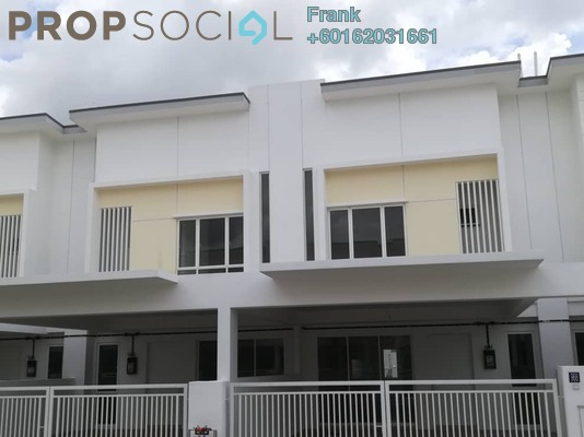 Terrace For Rent in Suriaman 3, Bandar Sri Sendayan Freehold Unfurnished 4R/4B 1.2k