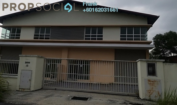 Factory For Rent in Rawang Perdana 1, Rawang Freehold Unfurnished 0R/0B 5.3k