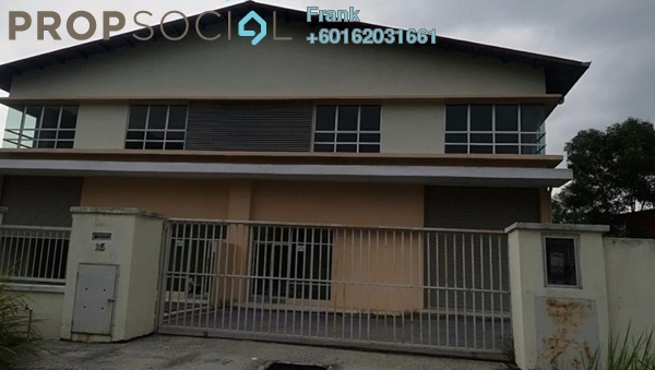 Factory For Sale in Rawang Perdana 1, Rawang Freehold Unfurnished 0R/0B 2.13m