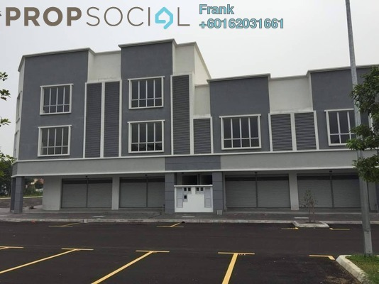 Shop For Rent in Desa Alam, Shah Alam Freehold Unfurnished 0R/0B 2k