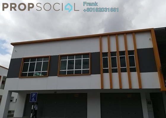 Shop For Sale in S2 Heights, Seremban 2 Freehold Unfurnished 0R/0B 1.15m