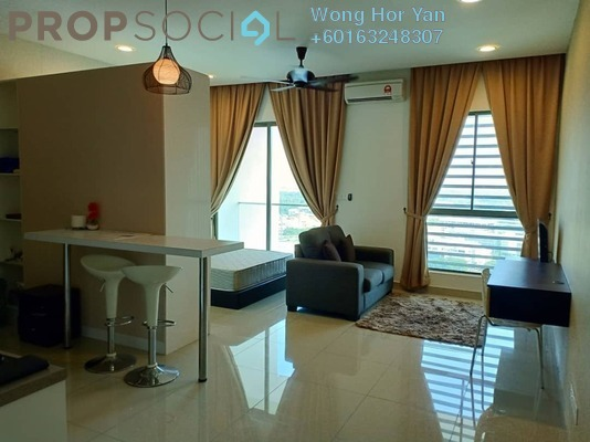 Serviced Residence For Rent in CyberSquare, Cyberjaya Freehold Fully Furnished 1R/1B 1k
