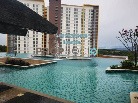 Condominium For Rent in MesaHill, Putra Nilai Freehold Fully Furnished 2R/2B 900translationmissing:en.pricing.unit