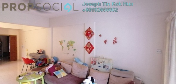 Condominium For Rent in Villa OUG, Old Klang Road Freehold Fully Furnished 3R/2B 2k