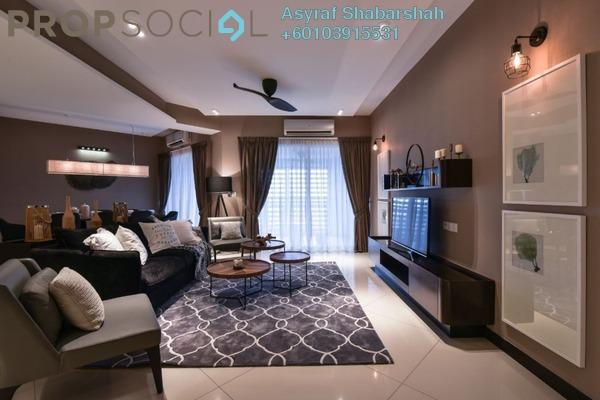Condominium For Sale in 9 Bukit Utama, Bandar Utama Freehold Fully Furnished 5R/5B 1.68m