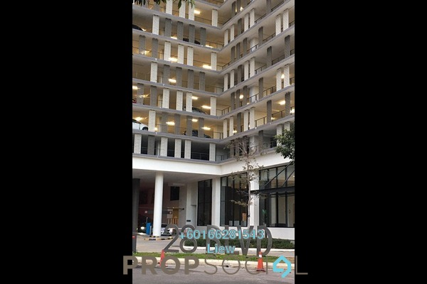 Serviced Residence For Rent in 28 Boulevard, Pandan Perdana Freehold Fully Furnished 3R/2B 2.9k