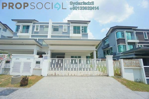 Semi-Detached For Sale in Taman Sri Minang, Kajang Freehold Semi Furnished 7R/8B 1.35m