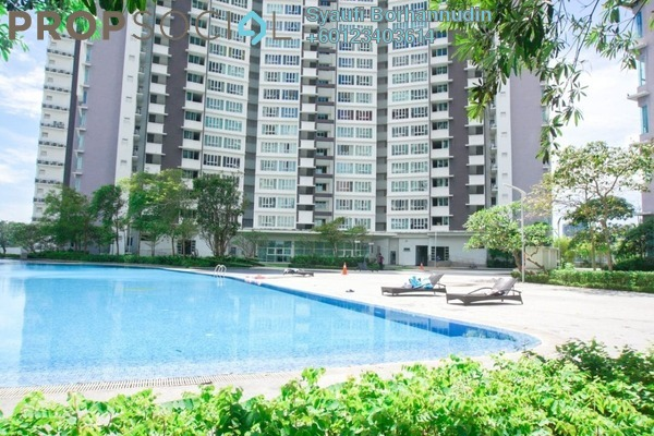 Condominium For Sale in Tropez Residences, Danga Bay Freehold Fully Furnished 3R/3B 795k