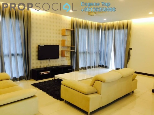 Condominium For Rent in The Northshore Gardens, Desa ParkCity Freehold Fully Furnished 3R/4B 5.2k