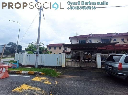 Terrace For Sale in PU5, Bandar Puchong Utama Freehold Unfurnished 4R/2B 1.25m