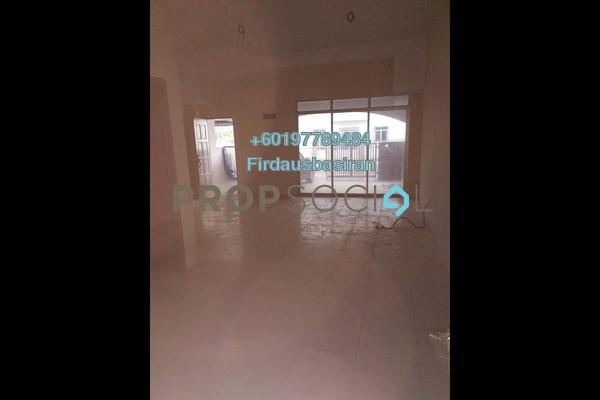 Terrace For Sale in Taman Wawasan, Sabak Bernam Freehold Unfurnished 4R/3B 340k