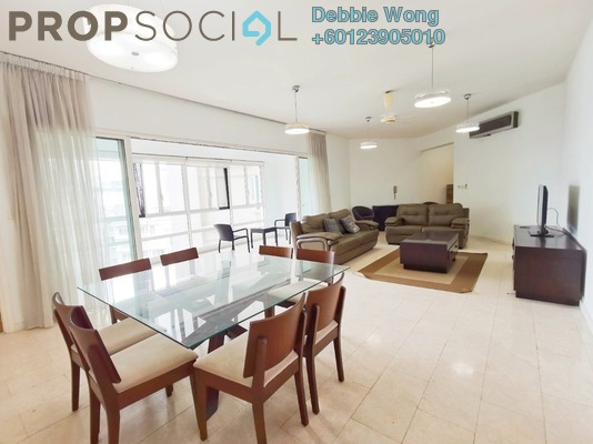 Condominium For Rent in Kiaraville, Mont Kiara Freehold Fully Furnished 4R/4B 5.8k