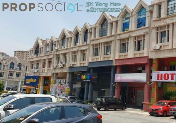 Shop For Rent in Desa Aman Puri, Kepong Freehold Semi Furnished 0R/0B 3.5k