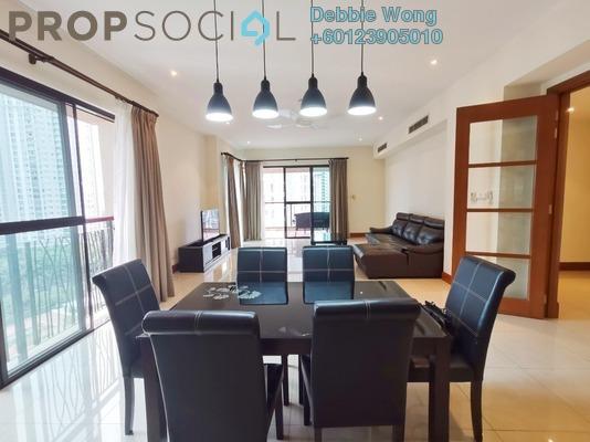 Condominium For Sale in Mont Kiara Damai, Mont Kiara Freehold Fully Furnished 4R/4B 2.2m