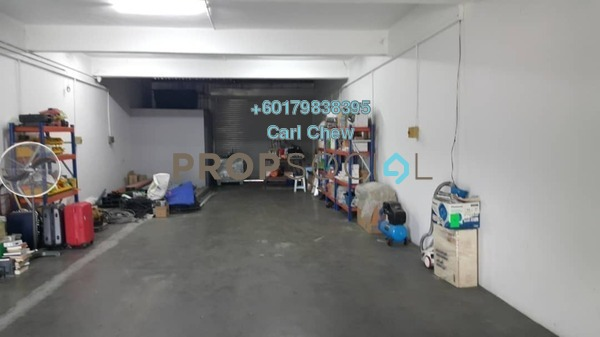 Factory For Rent in Taman Perindustrian Puchong, Puchong Freehold Semi Furnished 0R/2B 3.2k