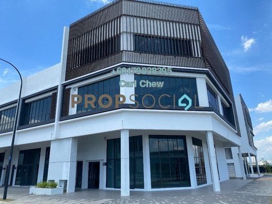 Shop For Rent in Ardence Crest, Shah Alam Freehold Unfurnished 0R/0B 20k