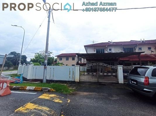 Terrace For Sale in PU5, Bandar Puchong Utama Freehold Semi Furnished 4R/2B 1.25m