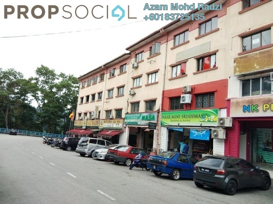 Office For Rent in Ukay Perdana, Ukay Freehold Semi Furnished 2R/1B 750translationmissing:en.pricing.unit