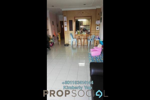 Condominium For Rent in Desa Cindaimas, Old Klang Road Freehold Fully Furnished 3R/1B 1.35k