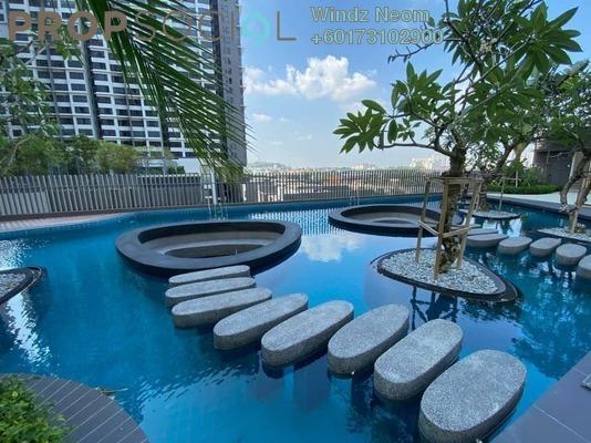Condominium For Sale in Paisley Serviced Residences, Subang Jaya Freehold Unfurnished 3R/3B 940k