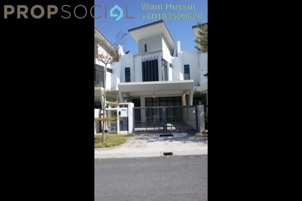 Terrace For Sale in Glenmarie Residences, Glenmarie Freehold Semi Furnished 4R/3B 920k