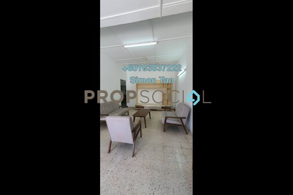Terrace For Rent in SS12, Subang Jaya Freehold Semi Furnished 4R/2B 1.8k