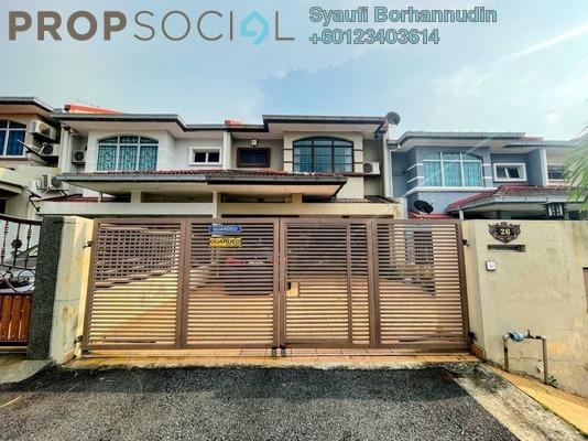Terrace For Sale in Section 5, Kota Damansara Leasehold Unfurnished 4R/3B 900k