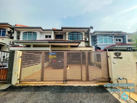 Terrace For Sale in Section 5, Kota Damansara Freehold Semi Furnished 4R/3B 900k