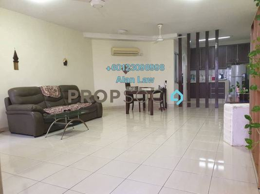 Condominium For Sale in Sri Impian, Brickfields Freehold Fully Furnished 3R/2B 750k