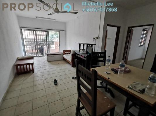 Serviced Residence For Sale in Prima Regency, Johor Bahru Freehold Semi Furnished 3R/2B 278k