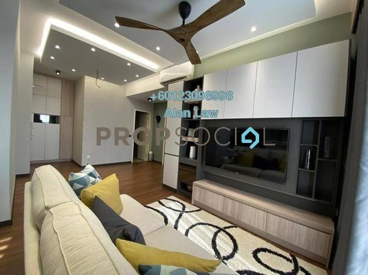 Serviced Residence For Rent in Lexa Residence @ The Quartz, Wangsa Maju Freehold Fully Furnished 2R/2B 1.75k