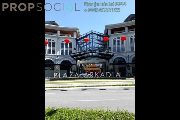 Shop For Rent in Plaza Arkadia, Desa ParkCity Freehold Unfurnished 0R/0B 5.5k