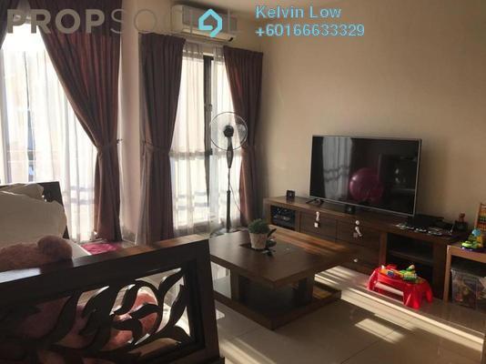 Townhouse For Rent in Sri Araville, Bandar Utama Freehold Fully Furnished 3R/2B 2k