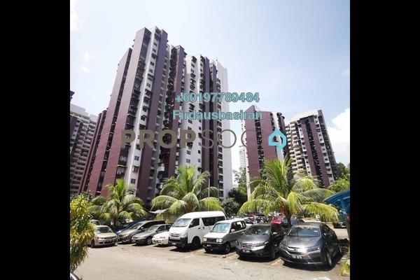 Apartment For Sale in Kondo Rakyat, Pantai Freehold Unfurnished 3R/1B 190k