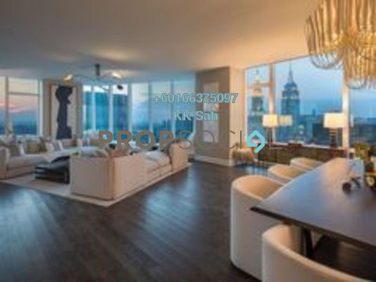 Serviced Residence For Sale in Axon, Bukit Bintang Freehold Fully Furnished 2R/2B 988k