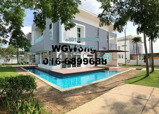 Bungalow For Sale in Desaru Utama, Kota Tinggi Freehold Fully Furnished 5R/7B 1.55m