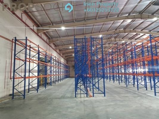 Factory For Rent in Subang Alam, Shah Alam Freehold Unfurnished 0R/0B 36k