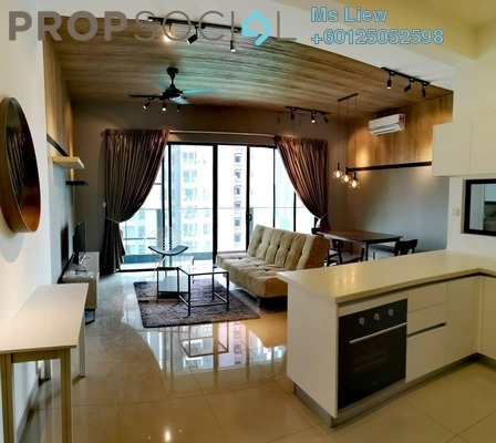 Condominium For Sale in CitiZen, Old Klang Road Freehold Fully Furnished 4R/2B 690k
