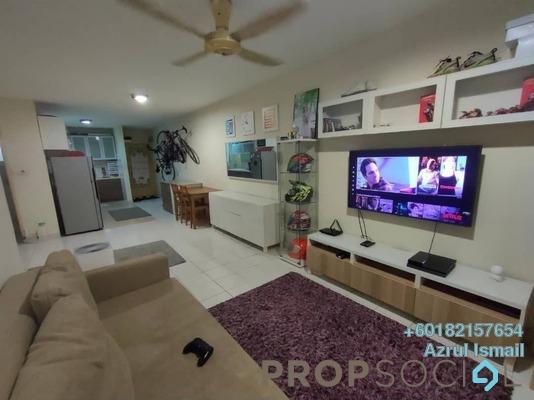 Apartment For Sale in Flora Damansara, Damansara Perdana Freehold Semi Furnished 3R/2B 225k