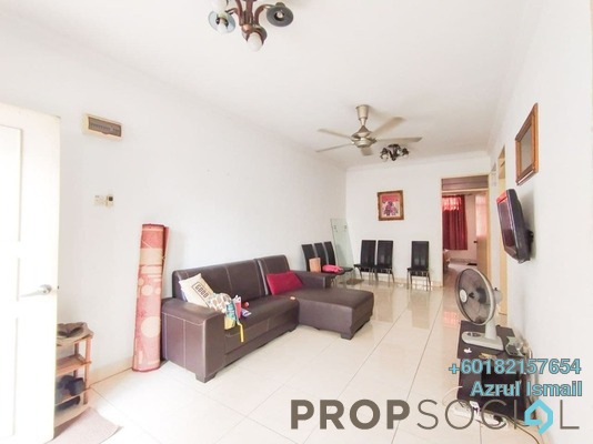 Apartment For Sale in Mentari Court 1, Bandar Sunway Freehold Semi Furnished 3R/2B 250k