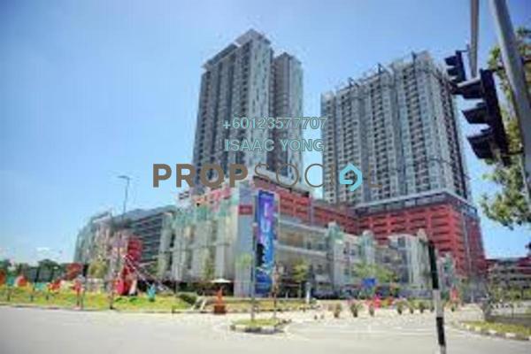 Duplex For Sale in De Centrum Residences, Kajang Freehold Unfurnished 1R/2B 399k