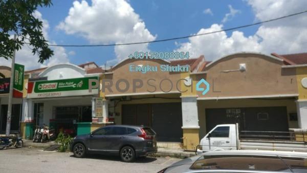 Shop For Sale in Taman Damai Utama, Bandar Kinrara Freehold Unfurnished 0R/1B 495k