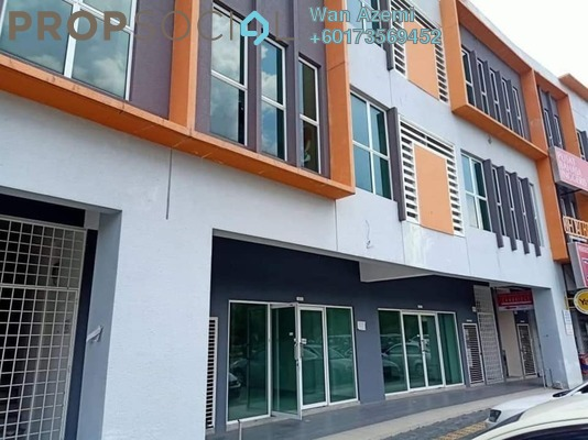 Shop For Sale in Glomac Cyberjaya 2, Cyberjaya Freehold Unfurnished 0R/0B 2.39m
