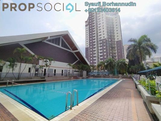 Condominium For Sale in Sri Angsana Hilir, Desa Pandan Freehold Unfurnished 3R/2B 320k